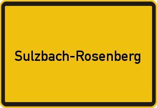 Unfallwagen Ankauf Sulzbach-Rosenberg