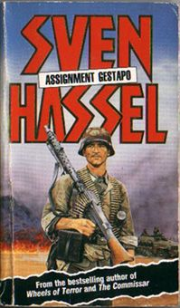English cover for Assignment Gestapo