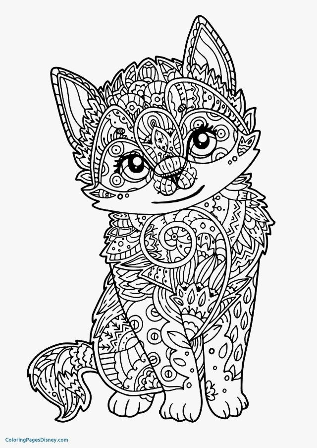 Exclusive Photo Of Kittens Coloring Pages Entitlementtrap Com Mandala Coloring Pages Kittens Coloring Animal Coloring Books