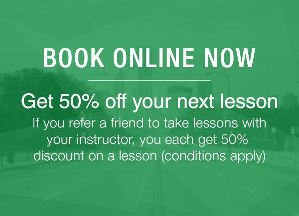Excel Drive school deal