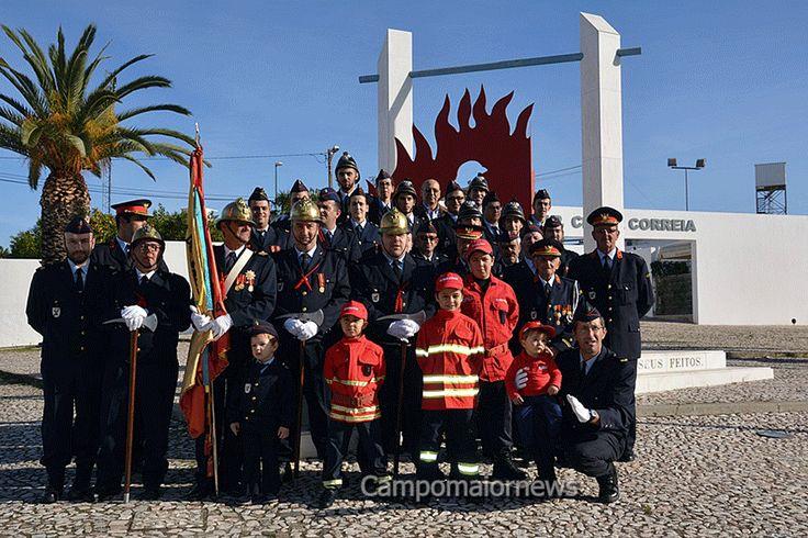 Campomaiornews: Cinco Bombeiros Voluntários de Campo Maior promovi...