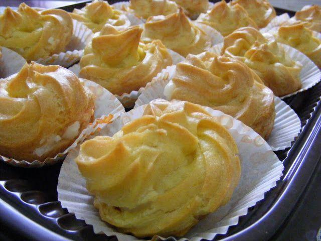 Resep Kue Sus Isi Vla Empuk Lembut - Indahnya Berbagi