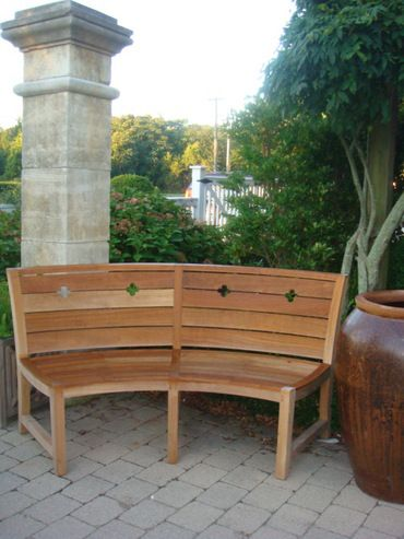 Best Wood Garden Furniture Images On Pinterest Garden