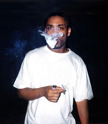 UK Grime Rapper Wiley. British Rap and Grime Music