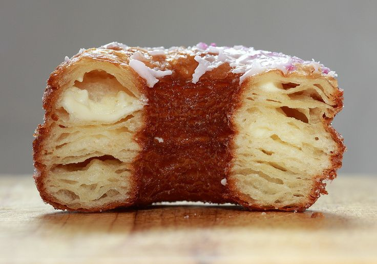Cronut - Croissant + Donut. For every craze-inducing cronut, there's a grapple waiting on the sidelines, hoping that one day people will line up around the block to taste its food hybrid goodness. Well, it...