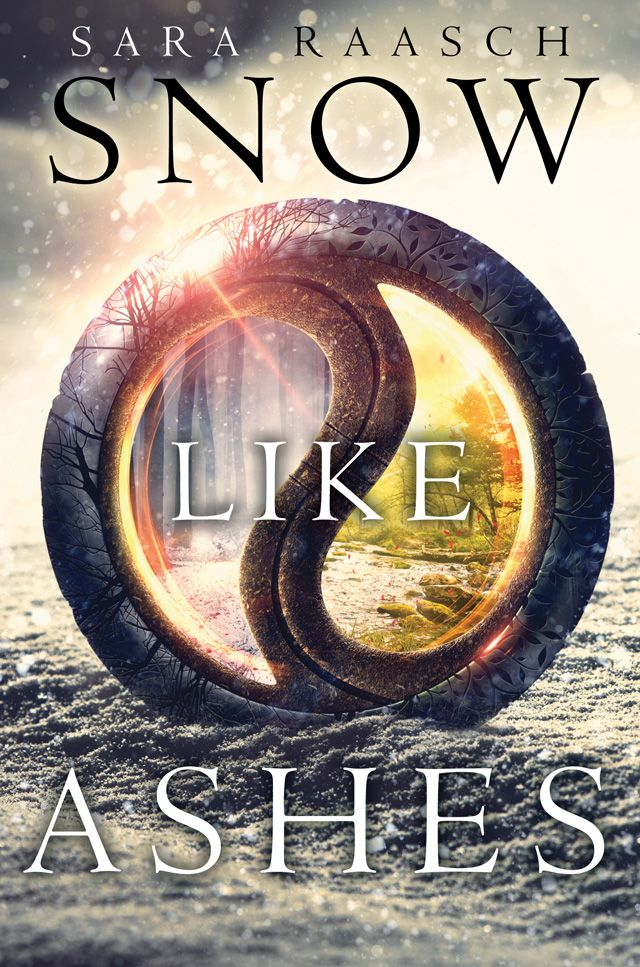 SNOW LIKE ASHES by Sara Raasch - See more HarperTeen cover reveals on EpicReads.com!