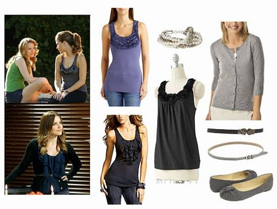 For Class - (One Tree Hill Fashion: How to Dress Like Brooke Davis)