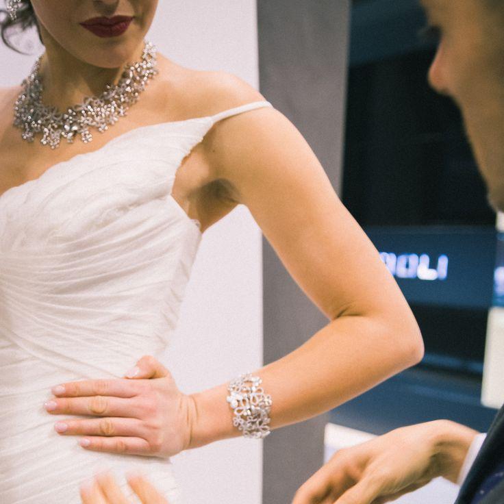 Ti senti una #DonnaGlamour? Fa' del tuo matrimonio il palcoscenico perfetto in cui risplendere!