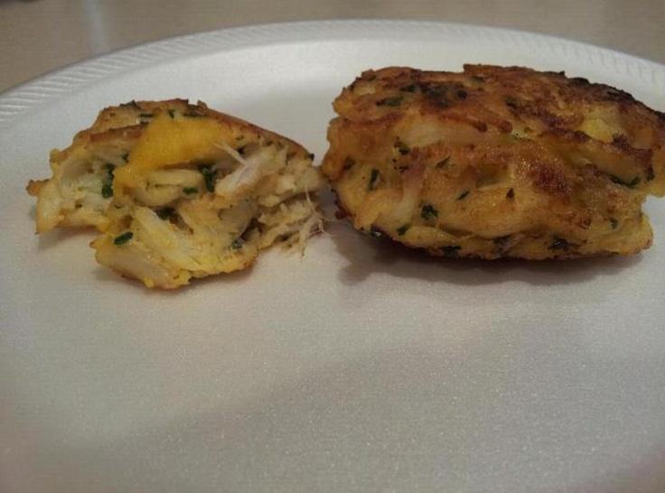 Jumbo Lump Crab Cake | Food | Pinterest