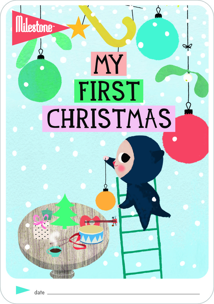 My First Christmas Card for your Baby: http://www.milestonecards.com/contents/uploads/downloads/101_1.milestone_printable_first_christmas_uspaper.pdf