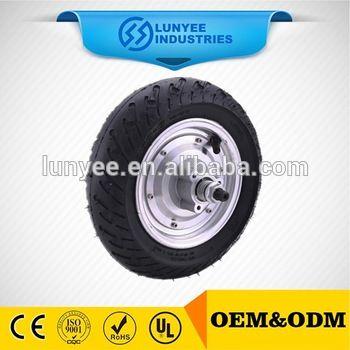 Attractive design various sizes brushless hub motor 12v