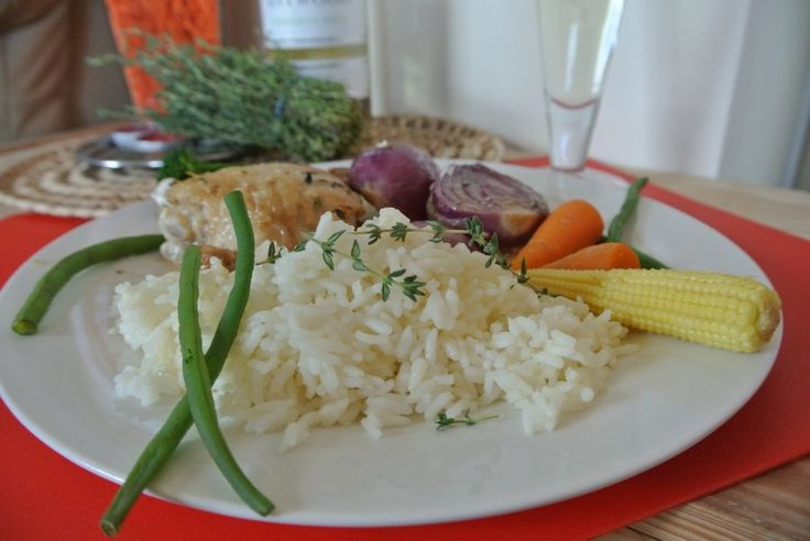 CHICKEN IN WHITE WINE AND TARRAGON (Курица в белом вине с таррагоном)