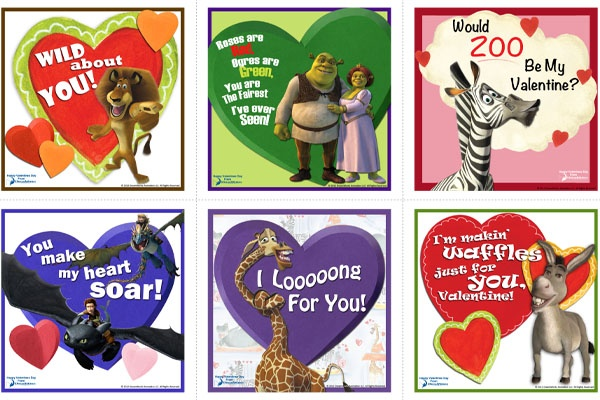 valentines cards lord of the rings