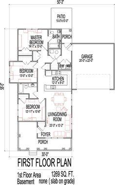 Handicap Accessible Small House Floor Plans 3 Bedroom 1000
