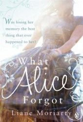 What Alice Forgot - one of my favorite reads of 2013