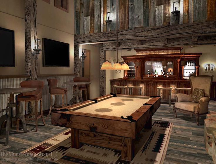 31 best images about billiard room bar on pinterest copper mountain full sleeper sofa and - Bar room decor ...