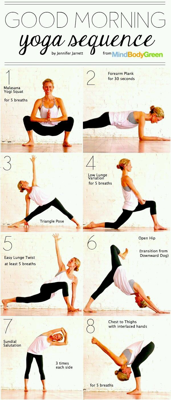 Yoga ~ Pilates ~ Stretching Workouts