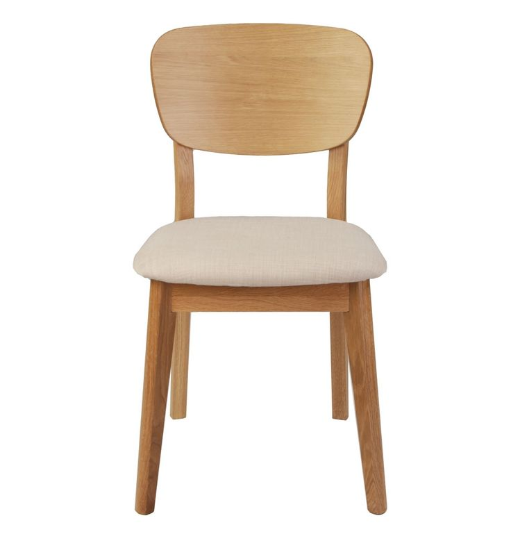 Stockholm Dining Chair - Matt Blatt