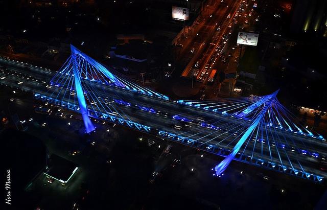 Matute Bridge, Guadalajara,Jalisco,MEXICO
