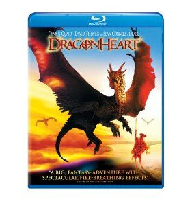Amazon.com: Dragonheart [Blu-ray]: Dennis Quaid, Sean Connery, David Thewlis, Pete Postlethwaite, Dina Meyer, Julie Christie, Brian Thompson, Jason Isaacs, Rob Cohen, Raffaella De Laurentiis, Charles Edward Pogue: Movies & TV