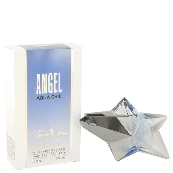 Angel Aqua Chic By Thierry Mugler For Women