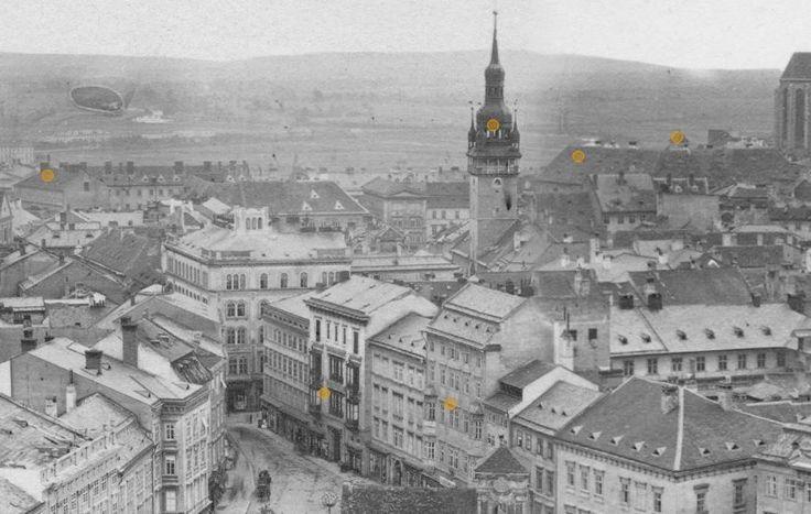 Panorama Brno