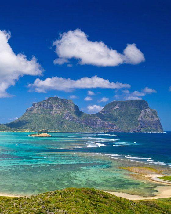 Lord Howe Island, New South Wales - 13 Beautiful Australian Island