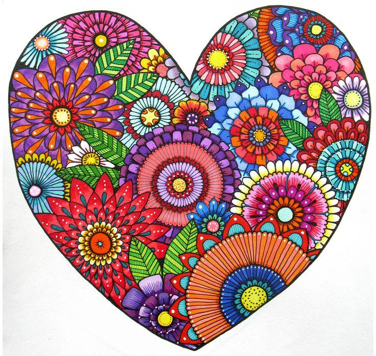 Heart zen from Helloangelcreative.com
