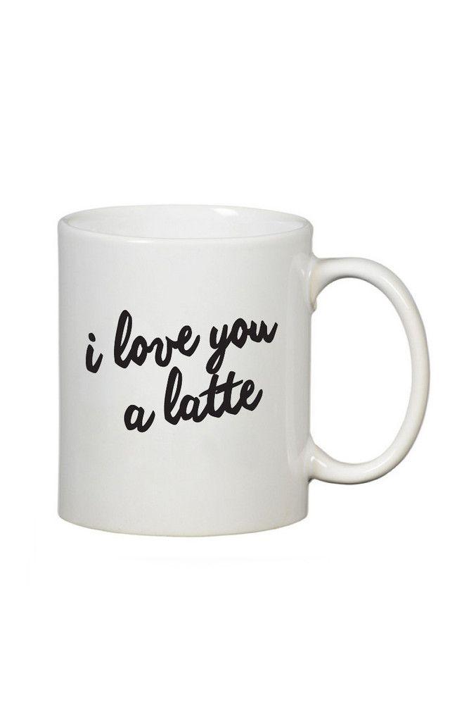 手机壳定制balenciaga handbag review I love you latte mug