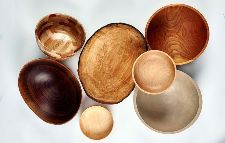 Take a look at the most natural serveware you can get.