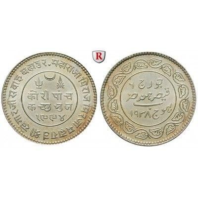 Best Indien Kutch Khengarji III Kori vz Khengarji III