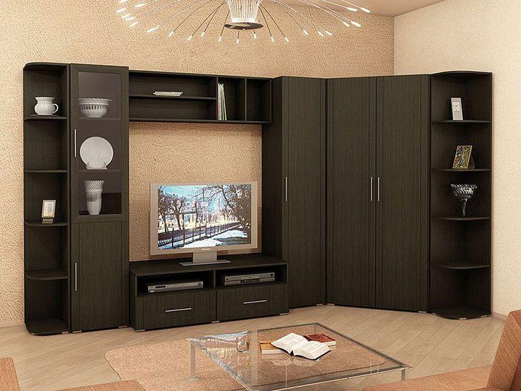 Угловая мебель для гостиной фото 3