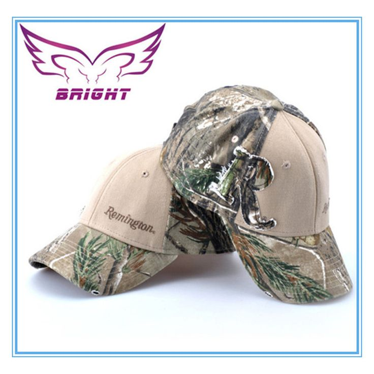 Hot Military Hunting Caps Outdoor Camouflage Hunting Hat Fishing Hiking Cap bionic Cap Camo outdoor Cap Round-top