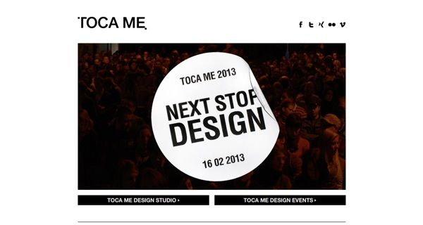 http://www.toca-me.com/ 24 Awesome Web Design Conferences You Should Know