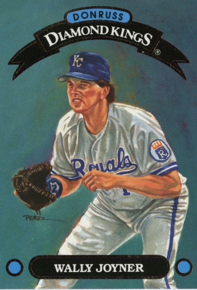 Pin By Joey Buchholz On Donruss Diamond Kings Baseball Trading Cards Baseball Players Baseball Cards