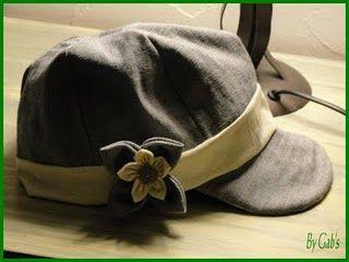 lien pour réaliser cette casquette