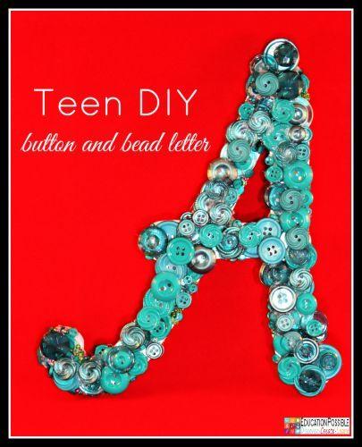 Middle School Girls: Schnelle und einfache DIY-Geschenke für Ihre Freunde. Perfekt für …   – DIY Teen Crafts