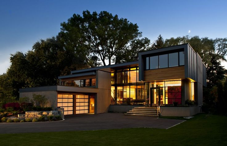 Modern Architecture and Pre-fab