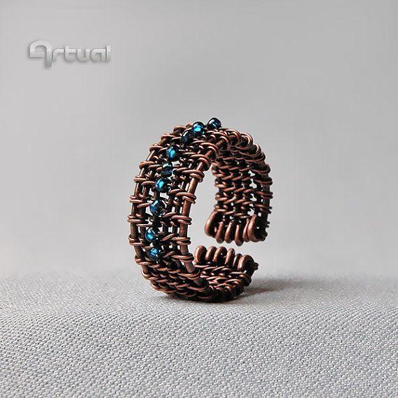 Craft Wire Ring - WIRE Center •