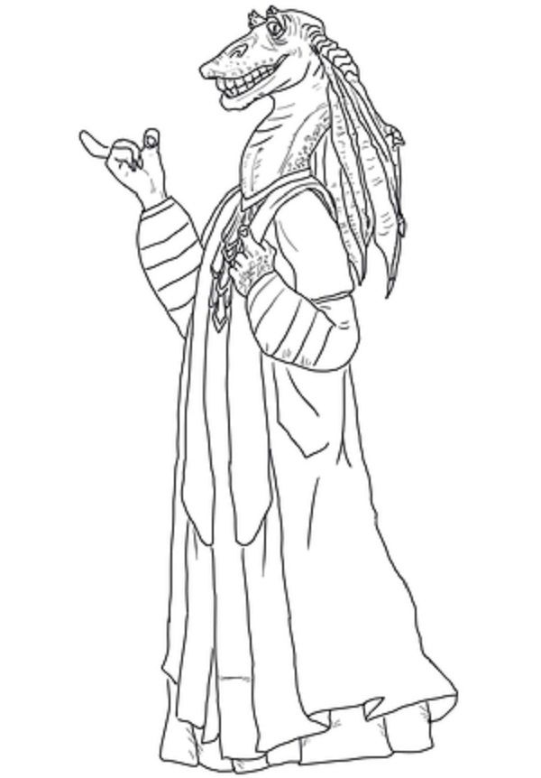 21 best Star Wars Coloring Pages images on Pinterest   Coloring ...