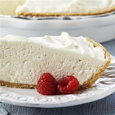 Low Fat Cheesecake Recipe, No-Bake - 6 Point Total - LaaLoosh