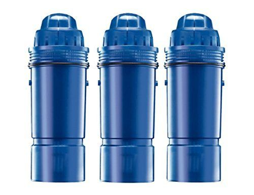 Water filters 80 gallons of clean water, PUR CRF-950Z 2-Stage Water Pitcher Replacement Filter, 3-Pack, New!!!