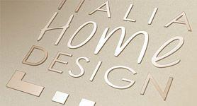 Italia Home Design #Logo Un logo d'effetto per il progetto di SPI, Bertolotto e Rintal.