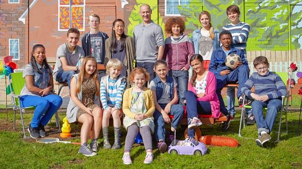 dumping ground: one of the best shows on CBBC