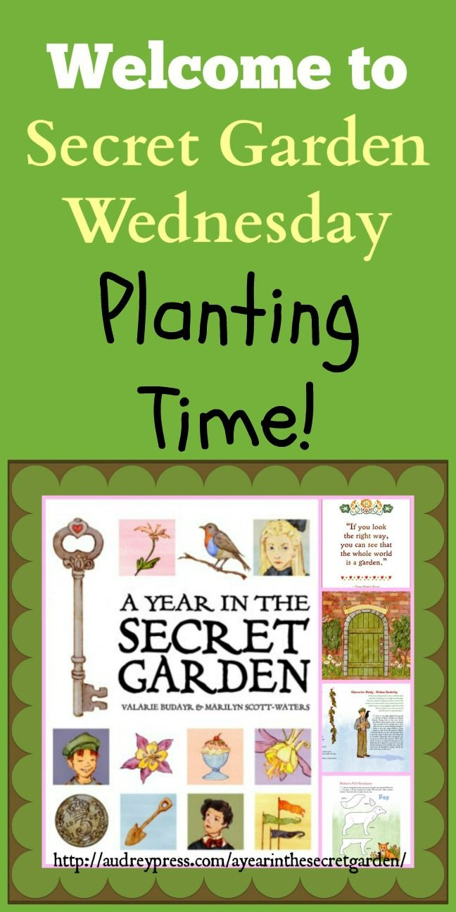secret garden wednesday