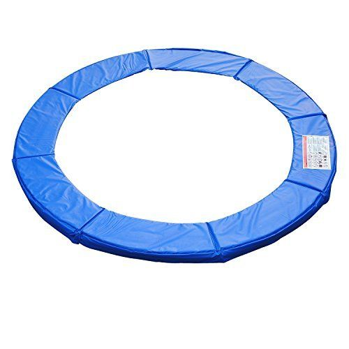Homcom 10FT Trampoline Pad Surround Safety Pad Foam Pading Pads Replcement Spare New by Homcom. Homcom 10FT Trampoline Pad Surround Safety Pad Foam Pading Pads Replcement Spare New. 10ft.
