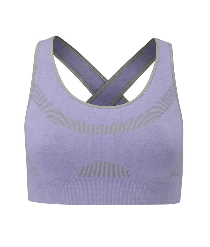 Adore Bra - Purple / Calm Grey Stripe