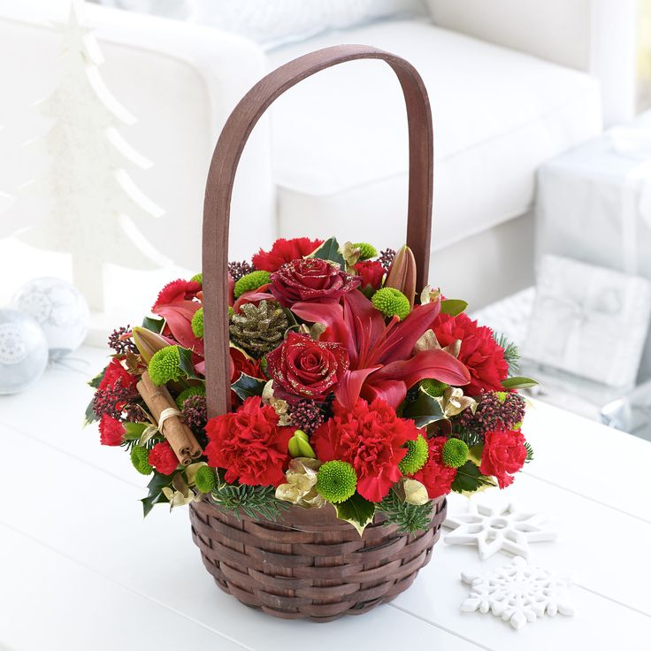 24 best My Perfect Interflora Christmas images on Pinterest ...