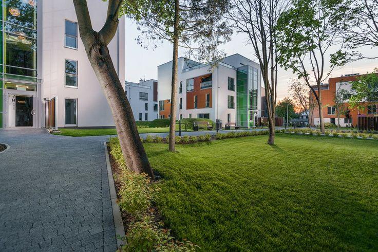 Marvipolatelier.pl |Hill Park Apartments / photo: T3Studio, Radek Galczynski