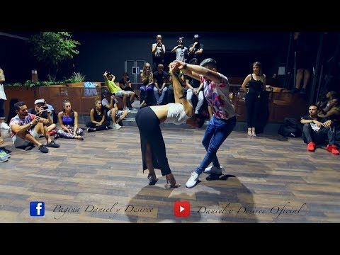 DANIEL Y DESIREE -  Vuelvo a verte (Bachata Dj Khalid) - YouTube